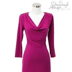 A47 MICHAEL KORS Designer Dress Size XS Extra Smal